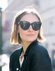 15 Short Blunt Haircuts   The Best Short Hairstyles for Women 2015