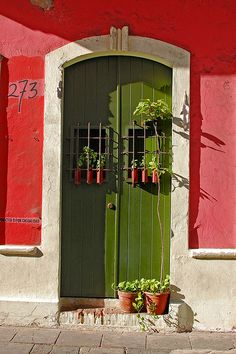 Colorful Old San Juan -- Puerto Rico by Wei Zhang@Hudson, via Flickr
