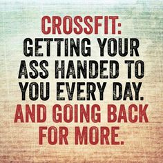 Crossfitianism Takes Over - Collection Of Crossfit Memes (25 photos) |IronGangsta - The Truth Will Set Us Free