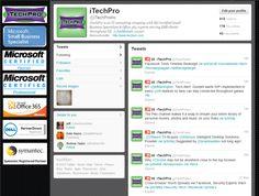 iTechPro on Twitter