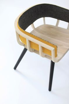 frame chair designed and made in ireland by notion and mourne textiles