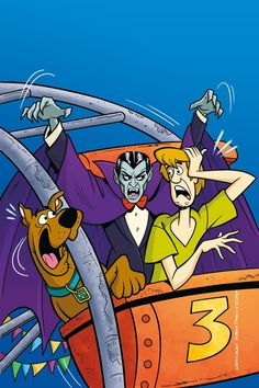 A brand new Dynamic Duo (?) and more in DC's December solicits. Animation Series, Scooby Doo, Dc Comics, Mystery, Cartoon, Illustration, Dogs, Anime, December