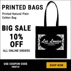 Personalised Cotton Bags - Get Your Brand the Desired Exposure, Alena Marth Printed Carrier Bags, Printed Bags, Brand Promotion, Build Your Brand, Promote Your Business, Of Brand, Cotton Bag, Going To Work, Talk To Me