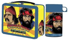 Cheech and Chong Lunch Box - lunch-boxes Photo