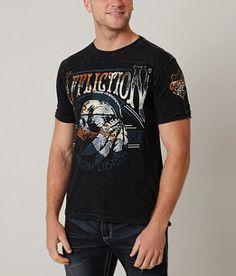 Affliction American Customs Thunder Shop T-Shirt - Men's Shirts | Buckle
