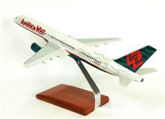 B757-200 America West - Premium Wood Designs #Commercial #Aircraft premiumwooddesigns.com
