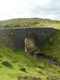 Faery Bridge Isle of Skye