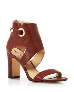 Via Spiga Open Toe Sandals - Adra High Heel | Bloomingdale's