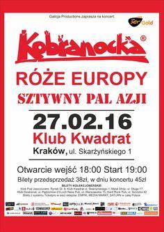 Relacja z koncertu tutaj: http://heavy-metal-music-and-more.blogspot.com/2016/02/sztywny-pal-azji-roze-europyi.html