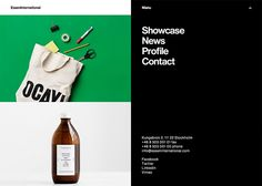 Examples Of Well Designed Web & Interactive Websites. Here is a selection of Awwwards winning Web & Interactive websites. Design Web, Web Design Awards, Web Design Examples, Site Design, Graphic Design, Clean Websites, Award Winning Websites, Interactive Websites, Web Portfolio