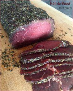 Alors là, je suis bluffée !!! Je ne m'attendais pas à obtenir une viande aussi tendre grâce à ce mode de cuisson ancéstral !!!! La cuisson...