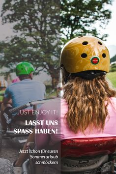 Jetzt schon mal für euren Sommerurlaub schmöckern Bicycle Helmet, Outdoor, Summer Vacations, Tourism, Friends, Outdoors, Cycling Helmet, Outdoor Games, The Great Outdoors