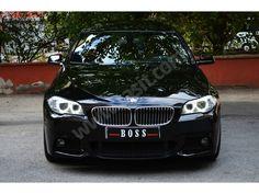 BMW 5 Serisi 5.25d xDrive Premium BOSS 2013 BMW 5.25d xDRIVE SİYAH/TABA İÇ DIŞ M PAKET HATASIZ