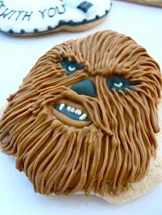 Star Wars Cookies On Pinterest Star Wars Cookies Star