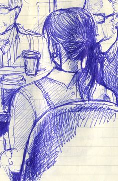 Morning Meeting Doodles by Tonia Cowan