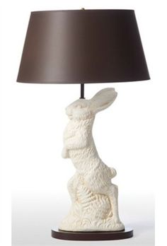 Barbara Cosgrove BIG-BUNNY Big Bunny Transitional Table Lamp BCG-BIG-BUNNY