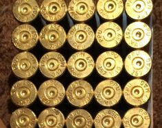 10 Inert .357 Magnum Casings by EjectedBrass on Etsy