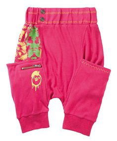 Love this Pink Hari Organic Shorts - Toddler & Girls by Vicious Wear on #zulily! #zulilyfinds
