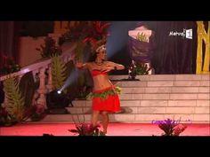 Tuarii & Taimana à Miss Tahiti 2013