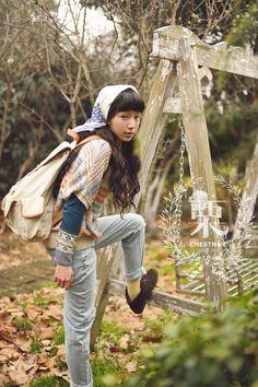 #mori, #morikei, #forestgirl