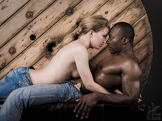 Lustful boyz in charming interracial