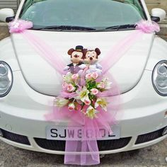 10 best decoracin para el auto de la quinceaera images on how to choose the right wedding car pouted online magazine latest design trends creative decorating ideas stylish interior designs gift ideas junglespirit
