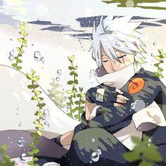 Imagen insertada Naruto Kakashi, Naruto Cute, Gaara, Anime Naruto, Anime Guys, Ninja, Naruto Series, Kawaii, Greek Gods