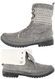 Roxy Innsbruck:  $55.99, 19% OFF! MSRP $69.00, Free Shipping!  You know how it goes—your shoes can make or break your outfit! Never miss a beat this season with the Innsbruck Boots from Roxy®! Printed wool upper. Faux fur lining with padded insole. Cotton laces with metal eyelets for durability. Roxy metal logo badge on side. TPR injected outsole.