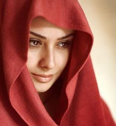 Image result for solemn girl with hijab