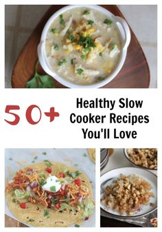 Fast Crockpot Meals, Best Crockpot Recipes, Slow Cooker Recipes, Healthy Recipes, Crockpot Ideas, Crockpot Dishes, Yummy Recipes, Dinner Recipes, Healthy Slow Cooker