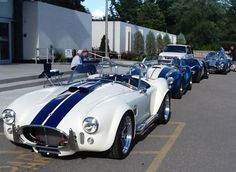 The Superformance MKIII is the only Cobra replica built under license from Carroll Shelby Licensing Inc.