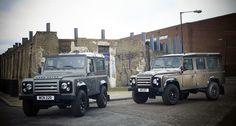 Land-Rover Defender Special Edition