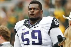 Tayo Fabuluje was out of football and working 3 jobs. Now he's ready for the NFL.
