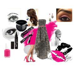 Pink Zebra, created by Luna Nativa