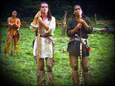 ★ The Last of the Mohicans ☆  - the-last-of-the-mohicans Wallpaper