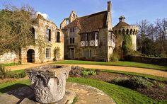 Scotney Castle Landscape Gardens, Kent, England | Elizabethan Ruins (12 of 16) by ukgardenphotos on Flickr