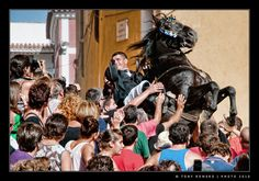 Popular and folkloric celebration in Menorca, Spain Menorca, Secret Life, Sally, Travelling, Sailing, Celebration, Spain, Island, Popular