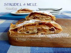Strudel+di+mele+trentino,+ricetta+di+famiglia