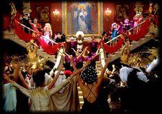 Romeo + Juliet   Capulet masquerade ball