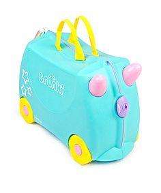 Trunki Ride On Suitcase - Una the Unicorn