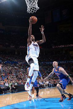 View photos for Thunder vs. Basketball Players, Basketball Court, Soccer, Thunder Strike, Thunder Thunder, Oklahoma City Thunder Basketball, Billie Jean King, Kevin Durant, Nba