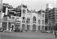 40/50 - Praça João Mendes - Cine Recreio - quase esquina com a rua Riachuelo. Lançamento de vendas do Edifício Berenice.