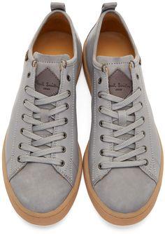 Paul Smith Jeans Grey Miyata Sneakers