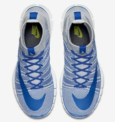 on sale 6013a 3fa52 Nike Free Mercurial Superfly Wolf Grey Game Royal 805554-003 (4)
