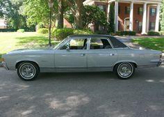 1969 AMC Ambassador SST 4-Door Sedan