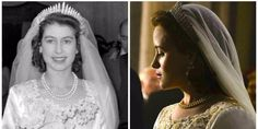 The pictures of The Queen that inspired Netflix drama 'The Crown ...