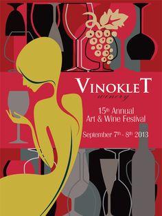Vinoklet Winery, Art & Wine Festival, Cincinnati, OH