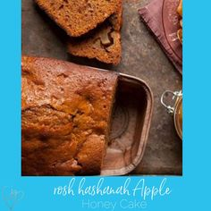 I love this recipe because it is super easy to prepare. All you need is a bowl and a mixing spoon. Almost anyone can make this cake, guaranteed. It is a great recipe for kids, or anyone who is intimidated by baking. #roshhashanah #cake #apple Sukkot Recipes, Great Recipes, Non Dairy Desserts, Kids Meals, Easy Meals, Honey Cake, Rosh Hashanah, Family Kitchen, Recipe For Mom