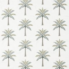 Sanderson - Traditional to contemporary, high quality designer fabrics and wallpapers | Products | British/UK Fabric and Wallpapers | Palm Grove (DPGR236323) | Palm Grove