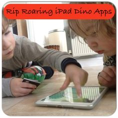 Dino apps for iPad
